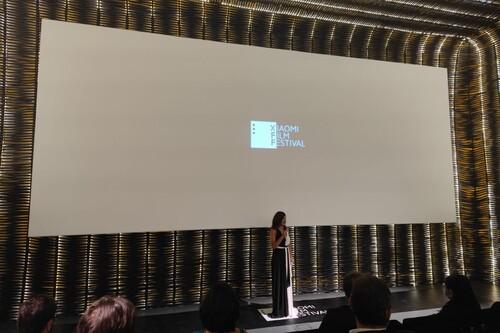 Así vivimos el primer Xiaomi Film Festival: hasta un director ganador de un Óscar grabó su corto con un móvil Xiaomi