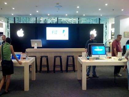 La Apple shop en Barcelona YA ESTÁ ABIERTA: Aquí tenéis las primeras imágenes