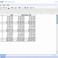Las hojas de cálculo de Google Docs ahora cuentan con tablas dinámicas