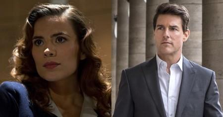 'Misión: Imposible': Hayley Atwell es el nuevo fichaje estrella de Tom Cruise para las dos próximas entregas
