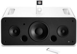 Apple Hi-Fi: altavoces de diseño para iPod