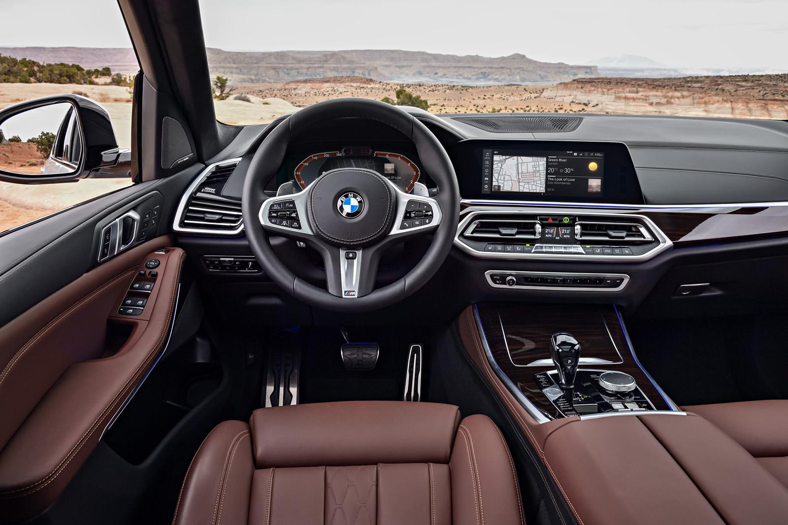 Foto de BMW X5 2018 (32/45)