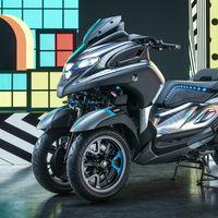 Este es el Yamaha 3CT, el prototipo realista que adelanta al nuevo scooter de tres ruedas de Iwata