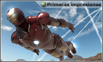 'Iron Man', primeras impresiones. (XBOX 360)