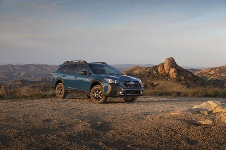 Subaru Outback Wilderness 2021 045