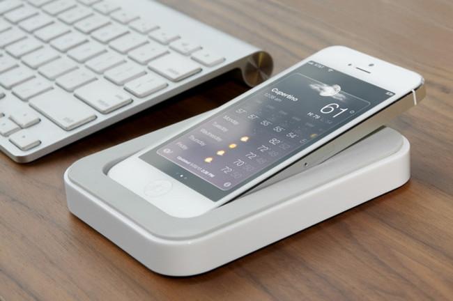 Saidoka, dock para iPhone
