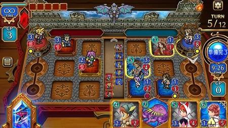 Final Fantasy Digital Card Game quiere ser la evolución online de Triple Triad y Tetra Master