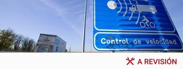 Así funciona un radar de tramo, el control de velocidad que cada vez está más presente en nuestras carreteras