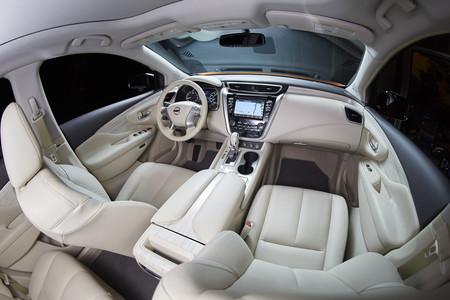 Nissan Murano 2018 Interior 9