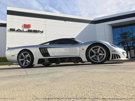 El Saleen S7 regresa con una edición especial LM y un V8 biturbo de más de 1.300 CV