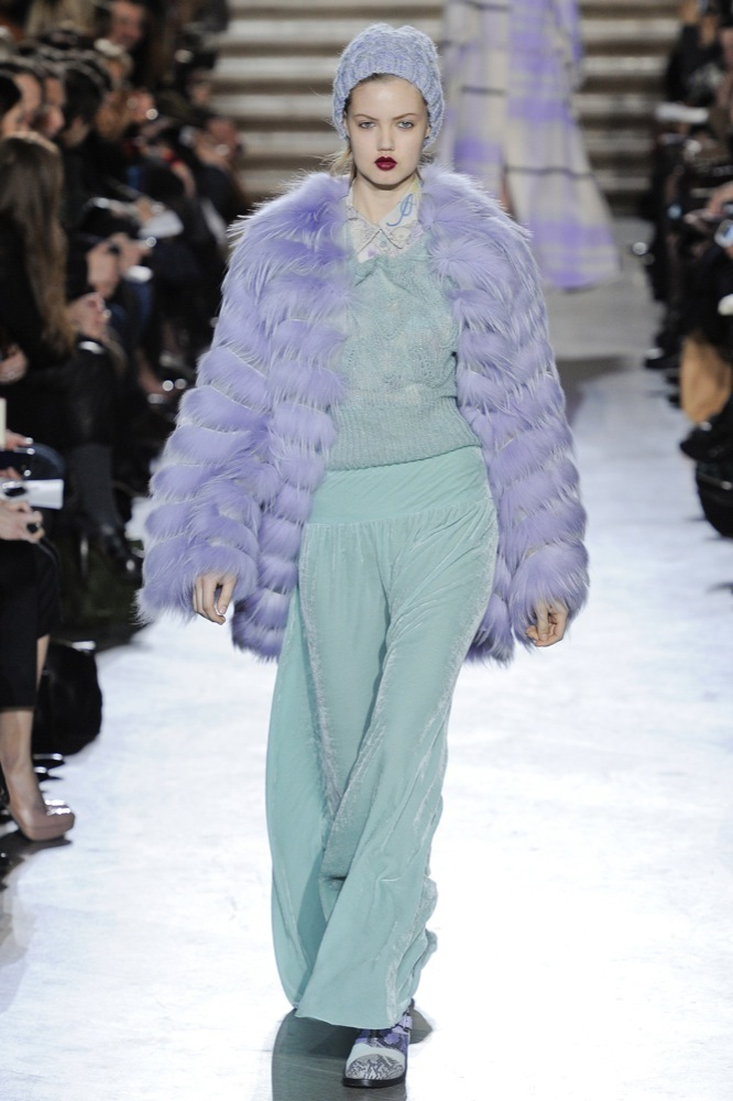 Foto de Missoni en la Semana de la Moda de Milán Otoño-Invierno 2011/2012: color boho chic (25/33)
