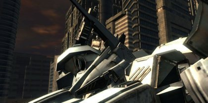 Armored Core 4, trailer al canto