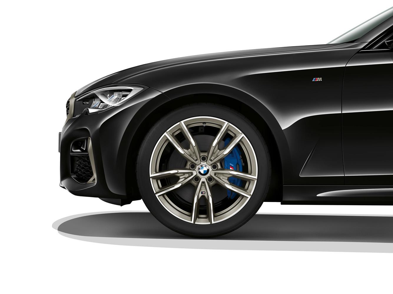 Foto de BMW M340i xDrive sedán (10/12)