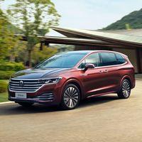 La Volkswagen Viloran es una miniván que quiere dejar atrás a la Odyssey y Sienna, pero sólo para China