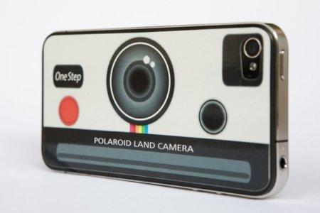 Convierte a tu iPhone en una Polaroid
