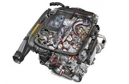 Mercedes hace magia con sus motores V6 y V8 de gasolina