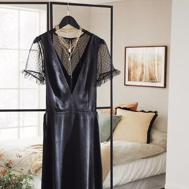 9 vestidos largos de fiesta de H&M casi tan bonitos como un vestido de novia