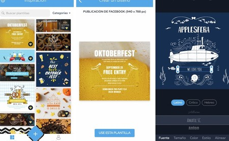 Crello, el editor gráfico para quien no sepa diseñar: App de la semana