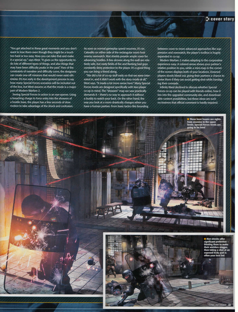 Foto de 'Modern Warfare 2' Scans Game Informer (6/10)