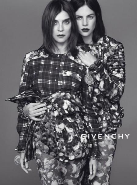 Givenchy, Riccardo Tisci y sus buenos amigos