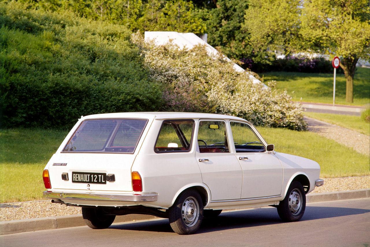 Foto de Renault 12 (7/25)