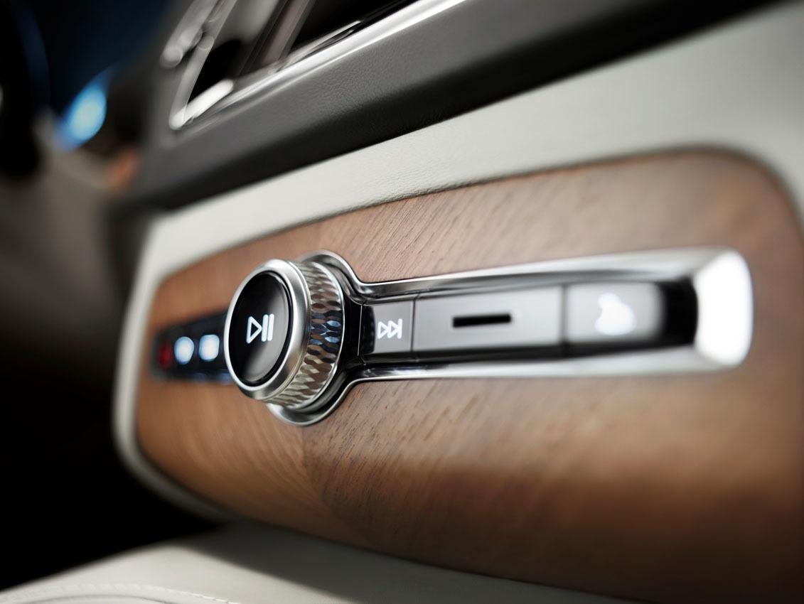 Foto de Volvo XC90, interior (10/39)