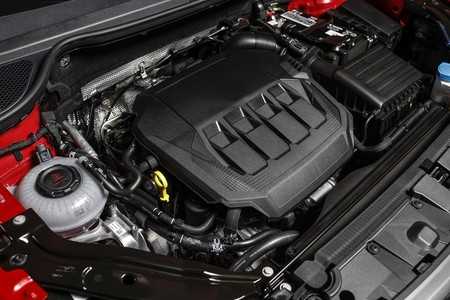 Seat Ateca 2020 Motor