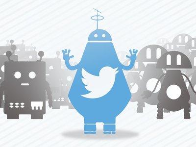 El 15% de los usuarios de Twitter son bots según un estudio, y les gusta interactuar entre ellos