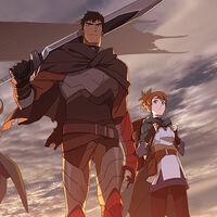 Bombazo: Netflix anuncia y pone fecha a DOTA: Sangre de dragón, el anime basado en el MOBA de Valve. Aquí tienes su primer tráiler