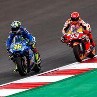 Suzuki, cerca de emular a Honda para un dato histórico: dos años seguidos sin que los campeones de MotoGP ganen carreras