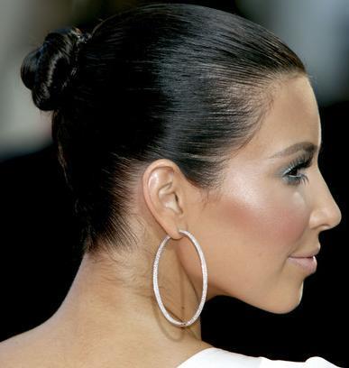 Peinados de fiesta en los Emmy 2009