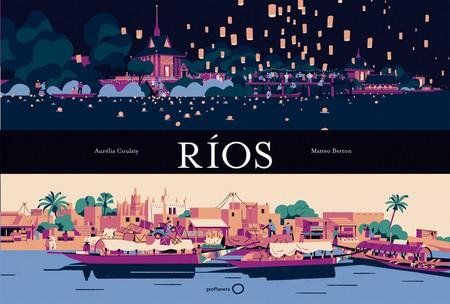 Rios libro ilustrado