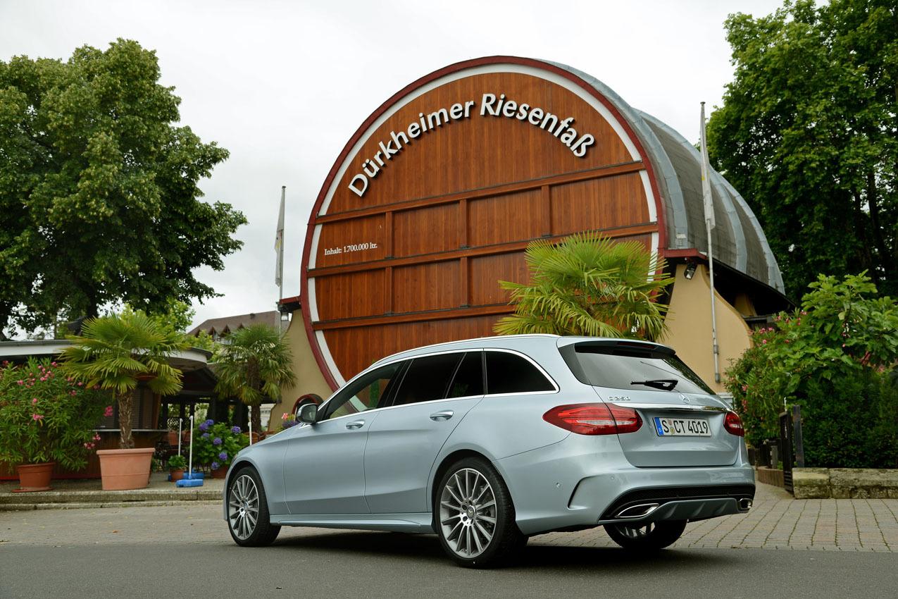 Mercedes benz clase c estate 2014 59 60 for Mercedes benz clase c