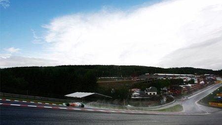 GP de Bélgica de Fórmula 1: Parrilla de salida (ACTUALIZADO)