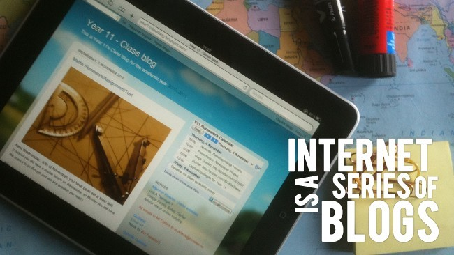 Sincronización de música, tecnología en el automóvil y herramientas para profesores. Internet is a series of blogs (CLXXII)