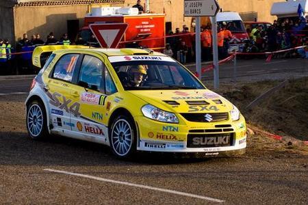 Suzuki volverá al WRC en 2011