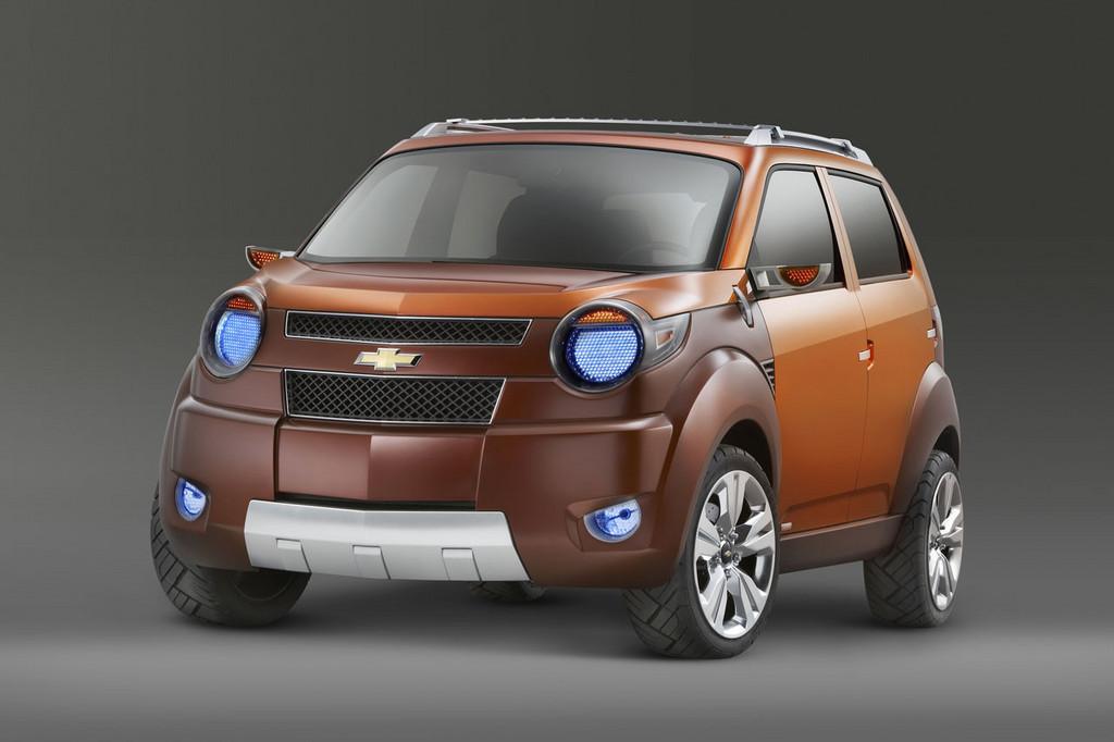 Foto de Chevrolet Trax Concept (1/11)