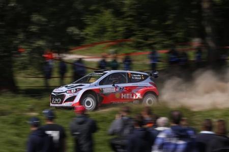 Hyundai está a favor de World Rally Cars entre 50 y 100 CV más potentes