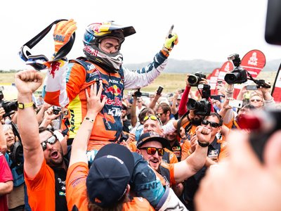 Benavides gana en casa, pero Matthias Walkner consigue el primer Dakar para Austria y el 17º consecutivo de KTM