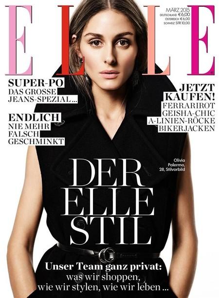ELLE Alemania: Olivia Palermo