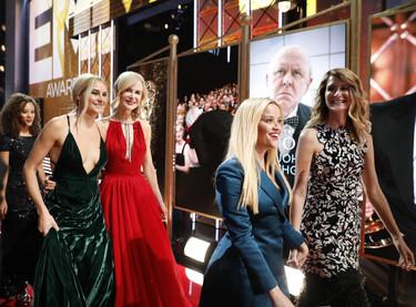 Premios Emmy 2017: estos fueron los 80 looks que causaron sensación anoche