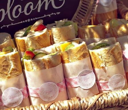 comida para hacer un picnic