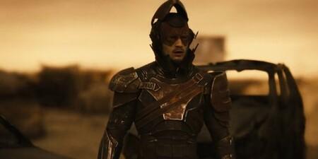 Zack Snyder Justice League Flash Knightmare