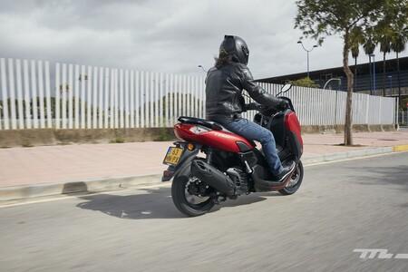 Yamaha Nmax 125 2021 Prueba 015