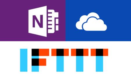 Sácale mayor provecho a OneNote y OneDrive con estas recetas de IFTTT
