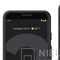 Pixel 3 y Pixel 3 XL, se filtran las primeras imágenes de prensa de los nuevos móviles de Google