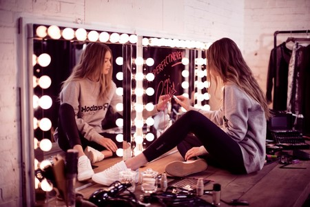 Gigi Hadid Reebok Spring 2017 Campaign07