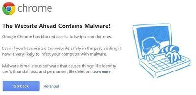 Google trabaja en mejorar su detector de malware en las descargas