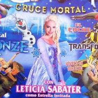 """Leticia Sabater es """"Estrella Invitada"""" en FRONZE, el musical que suena a falsificación de mercadillo"""