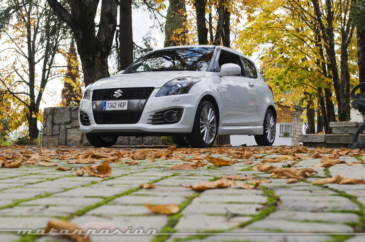 Suzuki Swift Sport (presentación)